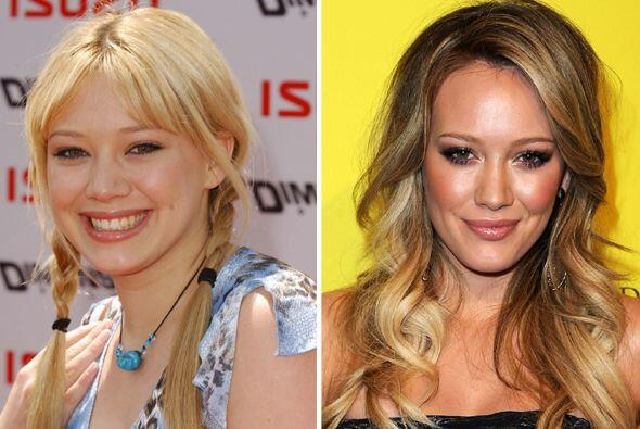 Hilary Duff cambió sus papeles de chica tierna en Disney para con...