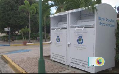 Nueva opción para reciclar en Puerto Rico