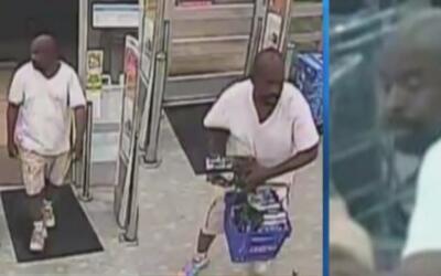 Buscan a un hombre que robó en una farmacia de Fort Worth