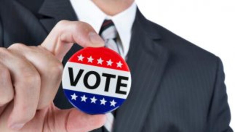 El número de votantes hispanos registrados en Georgia para votar pasó de...