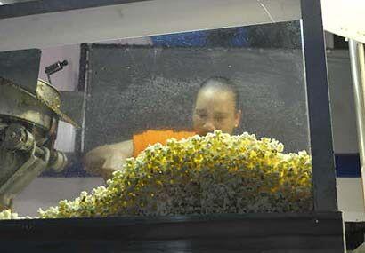 ¿Pochoclo o palomitas de maíz? Lo cierto es que el 'popcorn' nunca falta...
