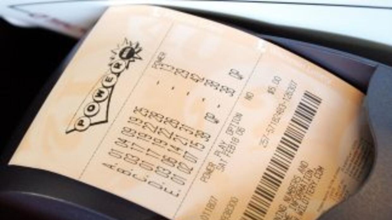 El monto de $337 millones se trata del tercer mayor premio de la lotería...
