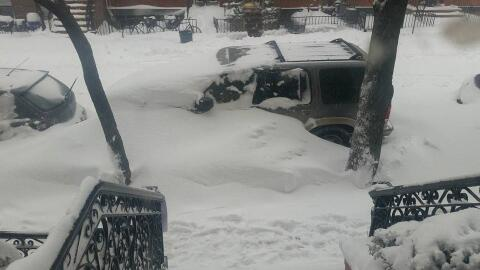 Hoboken nevado
