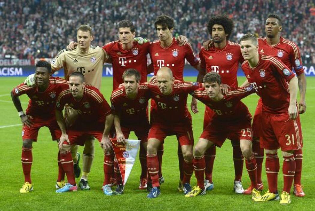 El imparable Bayern Munich se encontraba ante la gran posibilidad de com...