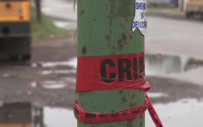 Hombre que le disparó a mujer embarazada fue baleado por la Policía de C...
