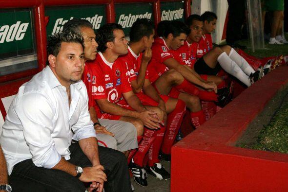 Un caso similar ocurrió en el Clausura 2008 cuando Antonio Mohame...