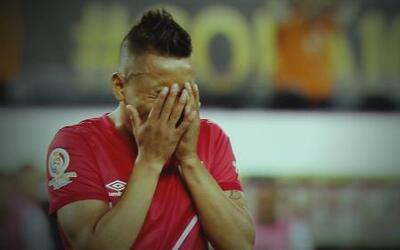 Christian Cueva y la única mancha en Copa América Centenario