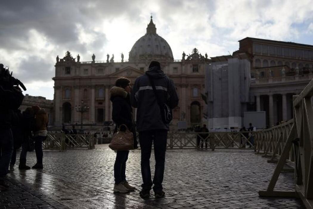 El rito que se seguirá en la entronización del Pontífice, que ha elegido...