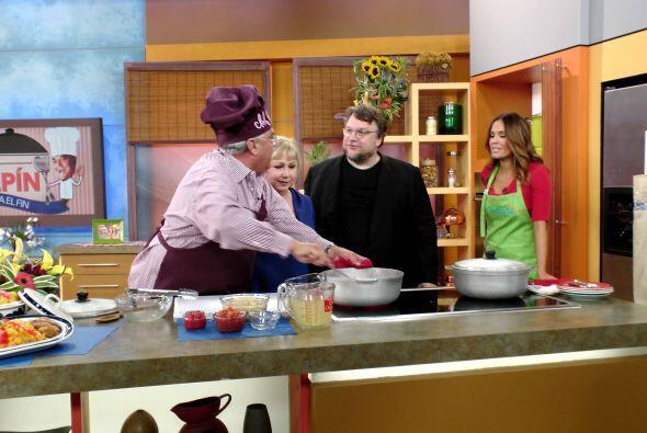 Cristina reveló que nunca aprendió a cocinar por un consejo que le dio s...