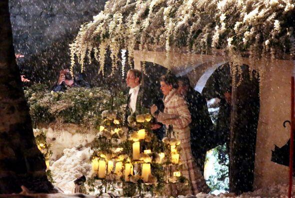 El principado de Mónaco estuvo de manteles largos y con una boda...