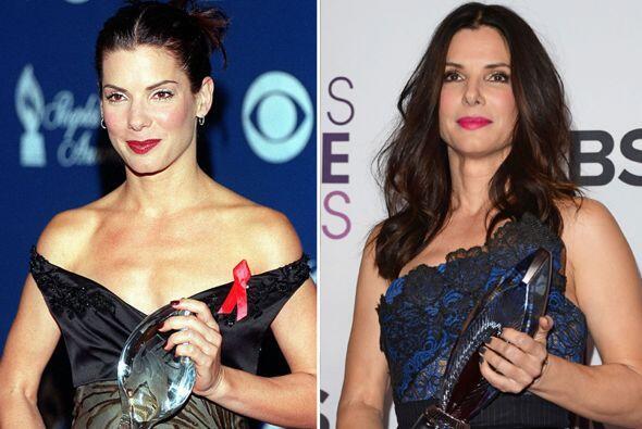 Los años ya le han pasado factura a la famosa. Mira su antes y después.