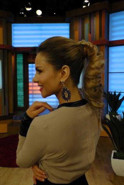 También, Ximena Córdoba nos sorprendió con un espec...