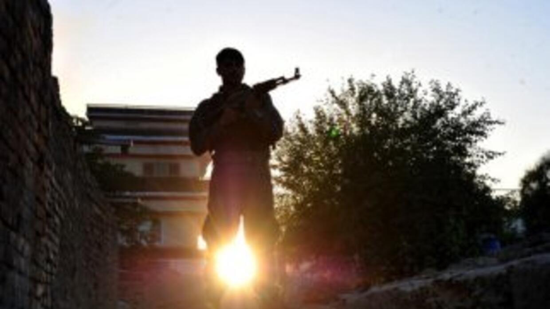 Los insurgentes advirtieron que habría numerosos atentados suicidas y at...