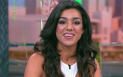 María Elena Anaya quiere seguir los pasos de Alejandra Espinoza