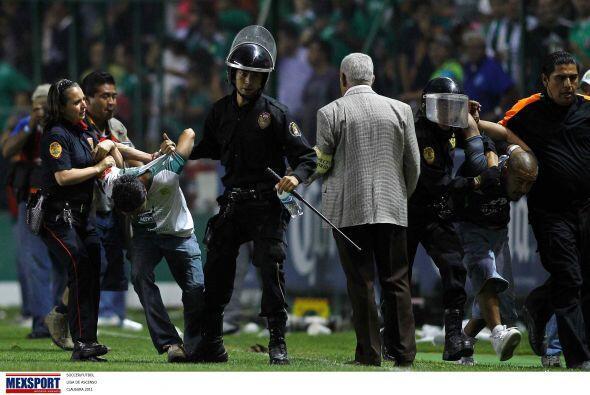 -León anunció que reforzarán medidas de seguridad para partidos de ligui...