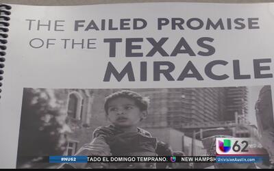 Estudio de UT denuncia que algunas empresas que llegan a Texas no contra...