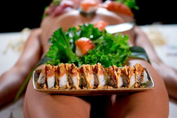 ... y nos referimos a aquella vez que el Gordo comió sushi en cuerpos de...