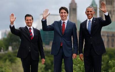 Peña Nieto defiende cooperación entre México y EEUU