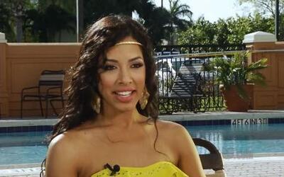 Shalimar Rivera, finalista de Nuestra Belleza Latina 2012 en bikini
