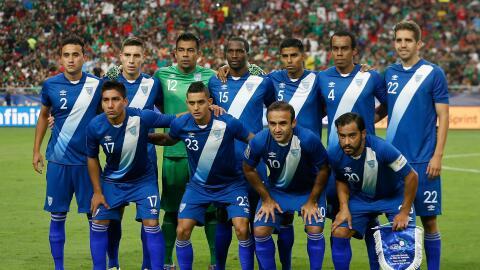 Guatemala golea por 4-0 a San Vicente
