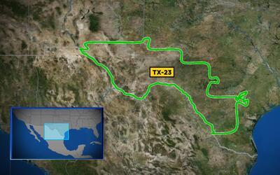 Intensa batalla por el Distrito 23 de Texas