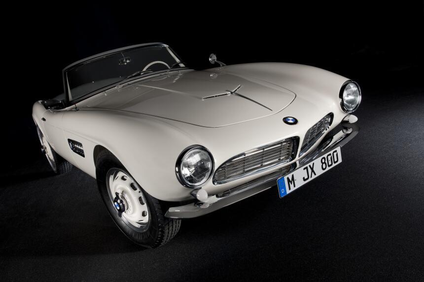 La restauración del BMW 507 1957 de Elvis P90229719_highRes_elvis-bmw-50...