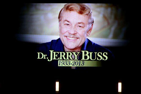 Jerry Buss.
