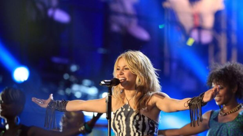 Shakira Concierto Inaugural