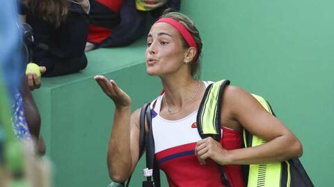 Tenista de Puerto Rico en los Juegos Olímpicos de Río de J...