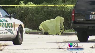 Aún no ofrecen detalles de balacera y persecución en Miami