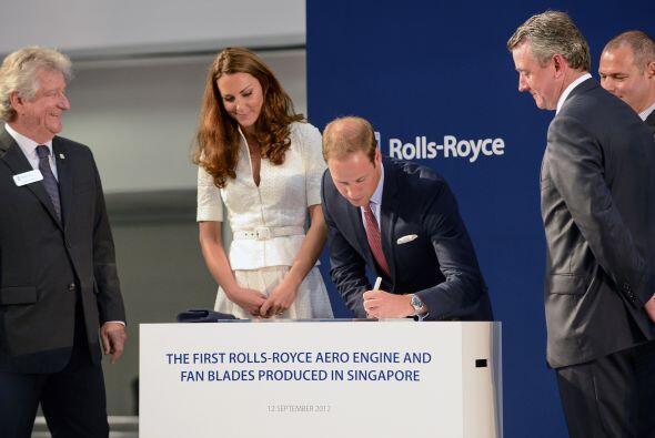 El Príncipe William Mira aquí lo último en chismes.