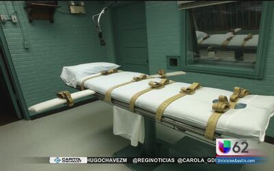Legisladores texanos discuten el futuro de la pena de muerte en el estado