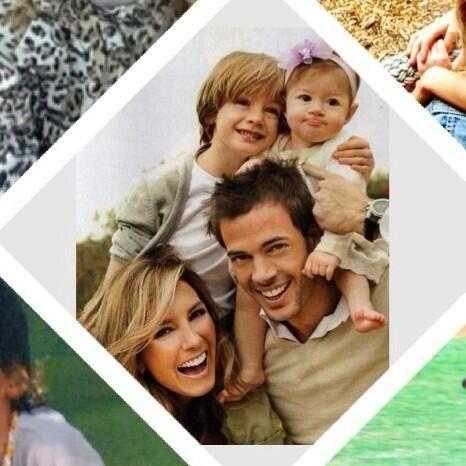 William y Elizabeth Gutiérrez tienen una bonita familia.