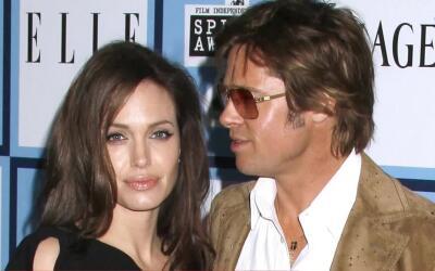 Brad Pitt y Angelina Jolie están trabajando en su divorcio