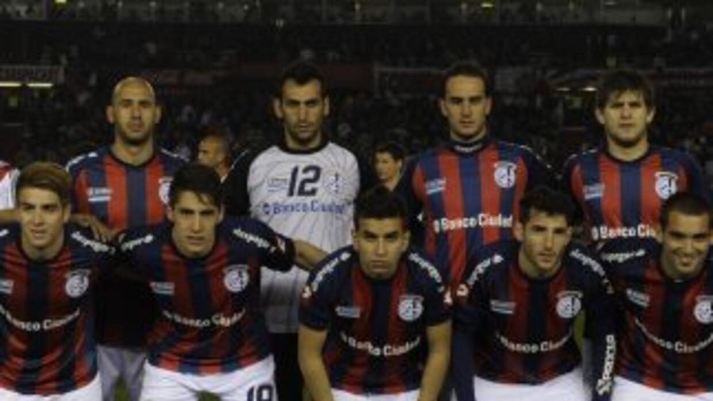 San Lorenzo consiguió su pasaporte a la final de la Copa Argentina tras...