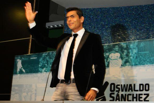 De los jugadores que ya no veremos en el Santos están Oswaldo Sánchez qu...