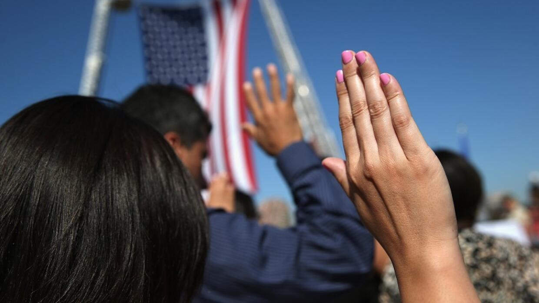 Ceremonia de ciudadanía