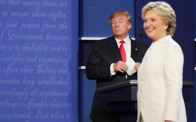 El 58% de los residentes de Miami-Dade elegirían a Hillary Clinton como...