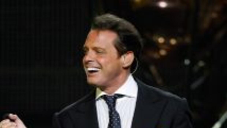 Luis Miguel dio El Grito en Las Vegas