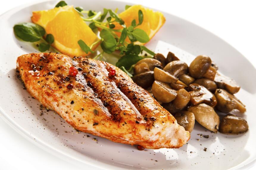 Las mejores 60 recetas de pollo univision - Platos con pechuga de pollo ...