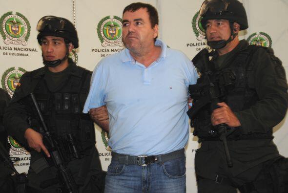Walid Makled, de 41 años, fue capturado el 19 de agosto de 2010 en la ci...