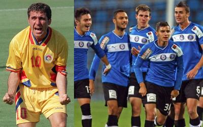 FC Viitorul, Gheorghe Hagi