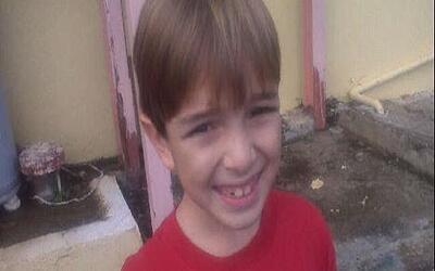 Niño asesinado en su residencia en Dorado, Puerto Rico el 9 de marzo de...