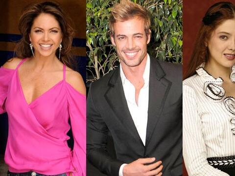 Estos actores son estrellas de las telenovelas y, por esta razón,...