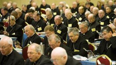 Los obispos católicos estadounidenses aumentan la presión al Congreso pa...