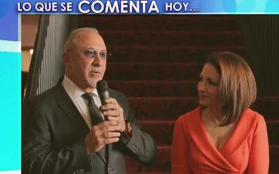 Gloria y Emilio Estefan tendrán un musical en Broadway