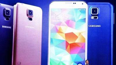 El nuevo Galaxy S5 logró vender 11 millones de unidades en su primer mes.