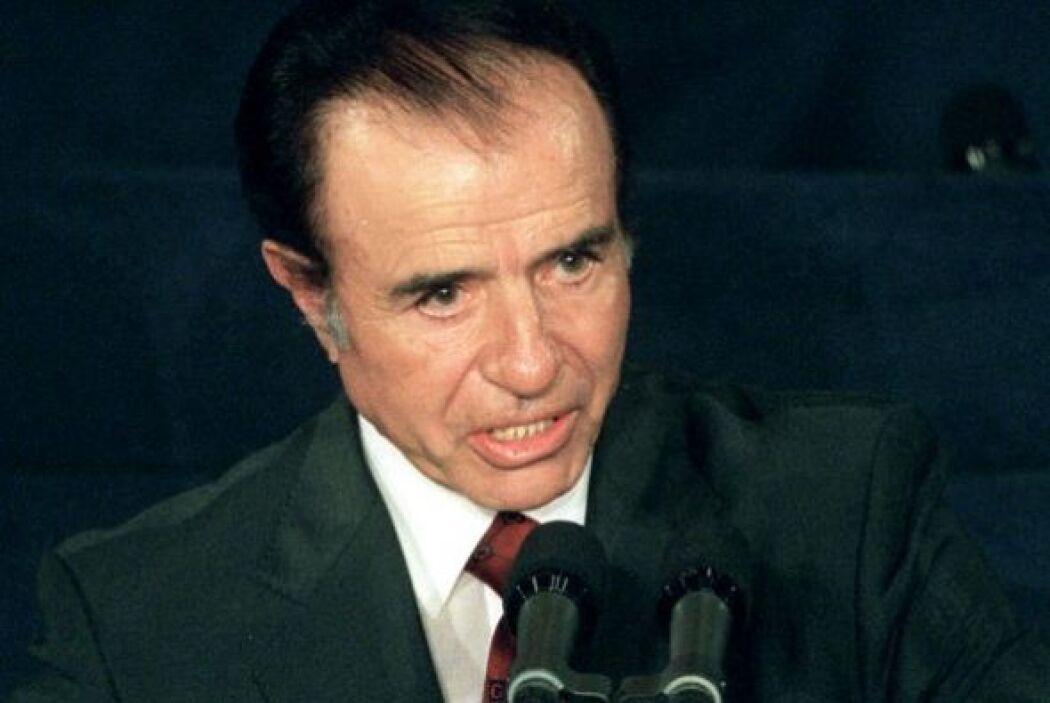 En 2001, por decisión del juez Jorge Urso, tuvo que guardar arresto en u...