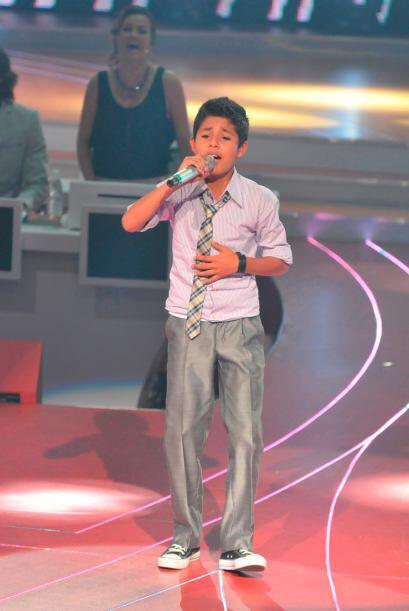 Él también demostró, con su hermosa voz, porqu&eacu...
