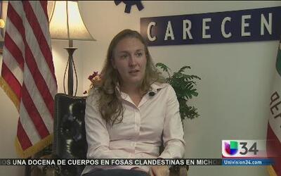 Salvadoreños y sus sueños deportados